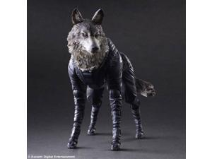 Action Figure - Metal Gear Solid V - D-Dog Play Arts Kai