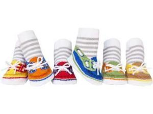 Socks - Trumpette - Baby Sailors Baby Accessories 0-12 Mos Set Of 6