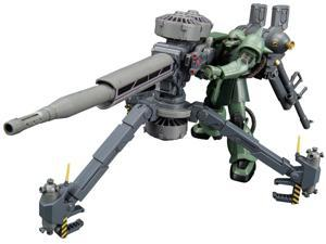 Model Kit - Zaku & Big Gun(Anime Color) Gundam Thunderbolt ban207886