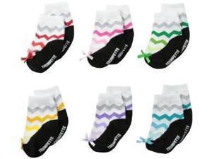 Socks - Trumpette - Mikyla Baby Accessories 0-12 Mos Set Of 6