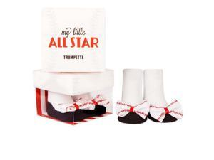 Socks - Trumpette - My Little All-Star Baby Accessories 0-12 Mos