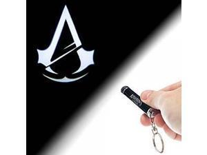 Key Chain - Assassins Creed - Unity Flashlight New Anime Licensed ke23hnacu