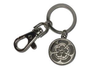 Key Chain - Ambition of Oda Nobuna - New Nobuna Kamon Metal ge36890