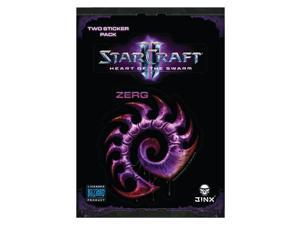Sticker - StarCraft II - Heart of the Swarm Zerg New Toys Gifts Licensed j3902