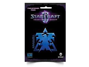 Sticker - Starcraft II - Heart of the Swarm Terran Logo Sign Icon New j3963