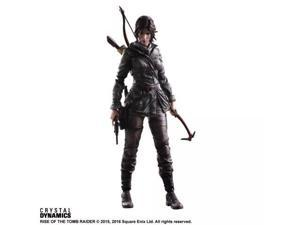 Action Figure - Tomb Raider - Rise of the Tomb Raider - Lara Croft Play Arts Kai