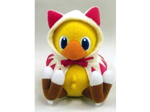 Plush - Final Fantasy - Chocobo White Mage New Soft Doll
