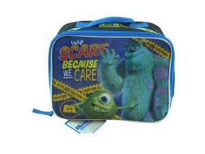 Lunch Bag - Disney - Monster University - We Scare Because We Care Kids Case New
