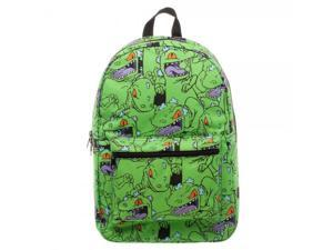 Backpack - Rugrats - Reptar Sublimated Toys New Licensed bq2ccmrug