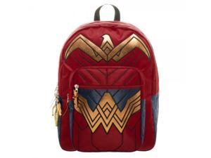 Backpack - Batman v Superman - Dawn of Justice Wonder Woman Licensed bp434qdoj