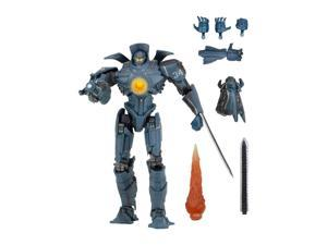 "Action Figure - Pacific Rim - 7"" Ultimate Gipsy Danger w/LED Lights 60951"