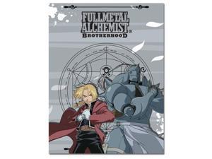 Blanket - Fullmetal Alchemist Brotherhood - New Ed & Al Throw Anime ge57640