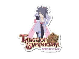 Sticker - Tales Of Symphonia - New Sheena Toys Anime Licensed ge55332