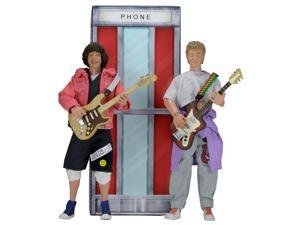 "Action Figure - Bill & Ted's - Excellent Adventure 8"" New 12160"