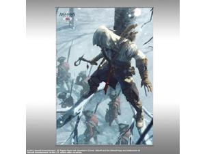 Wall Scroll - Assassin's Creed 3 - Vol. 2 - Connor Hidden Art Gifts Toys New