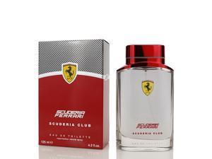 Ferrari Scuderia Club by Ferrari 4.2 oz / 125 ml Eau De Toilette Spray for Men