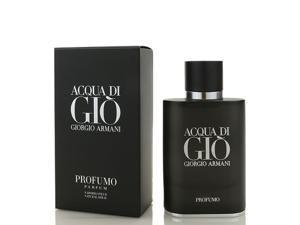 Acqua Di Gio Profumo Cologne for Men by Giorgio Armani - 2.5 oz / 75 ml Parfum Spray (New)