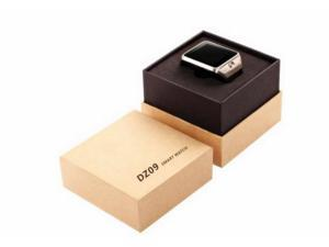 DZ09 Smart Watch for iPhone 4/4S/5/5S Samsung S4/Note 3 HTC Android Phone Smartphones[BLack]