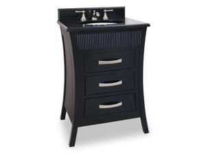 JEFFREY ALEXANDER VANITY WITH PREASSEMBLED TOP AND BOWL VAN032-T NEW - QTY 1