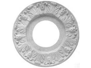 Westinghouse Lighting 7702700 10 in. Victorian Ceiling Medallion, Molded Plastic