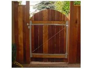 Jewett Cameron Lumber Co AG36 Adjust A Gate 36-60-Inch Opng Consumer Series Each