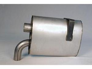 NELSON GLOBAL PRODUCTS 12385T TYPE 3 - JI CASE TRACTOR MUFFLER