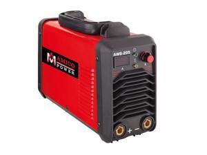 AMICO POWER AWS-205 MMA 230V/200AMP WELDING MACHINE