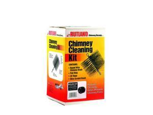 """RUTLAND PRODUCTS 4304937 CHIMNEY CLEANING KIT 6"""""""