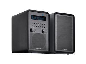 Sangean AM FM BT Stereo Table Radio Black WR-50P