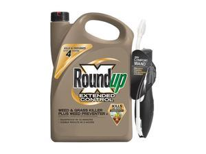 4/PACK ROUNDUP 5101910 EXTENDED CONTROL WEED AND GRASS KILLER