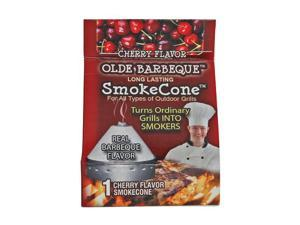 16/PACK OLDE BARBEQUE BQ242 SMOKE CONE CHERRY FLAVOR
