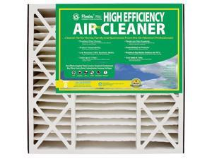 "2/Pack Precisionaire 82655.05202 Air Bear Cleaner Air Filter 20"" X 20"" X 5"""
