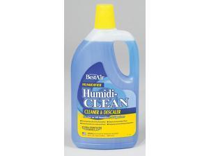 6/PACK BEST AIR 1C HUMIDIFIER CLEANER & DESCALER TREATMNT HUMDFR DESCL QT