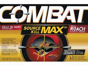 12/PACK COMBAT 51910 QUICK KILL SMALL ROACH BAIT