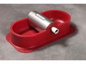 Kane Automatic Waterer - Polyethylene Watering Tray for Pets and Animals