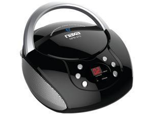 NAXA NPB-270 Bluetooth(R) Streaming CD/CD-R/RW Boom Box