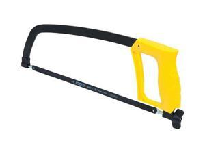 """6/PACK STANLEY STHT20138 """"STANLEY"""" SOLID FRAME HACKSAW WITH PLASTIC HANDLE"""