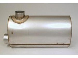 Nelson Global Products 86751M Type 5 - Round Muffler