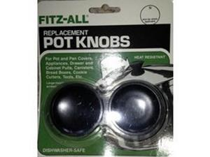 12/PACK TOPS MANUFACTURING CO. 580 KNOB POT FITZ-ALL 2PK
