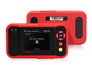 Original LAUNCH Creader X431 CRP123 OBD2 Scanner DIY Diagnostic Tool Code Reader
