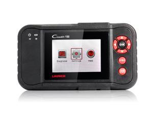 Launch X431 Creader VIII (CRP129) OBDII/EOBD ENG/AT/ABS/SRS EPB SAS Oil Service Light Resets Auto Code Reader Scanner