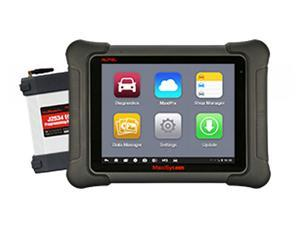 Autel Maxisys Elite Automotive Diagnostic & ECU Programming System with J2534 reprogramming Module Free Online Update