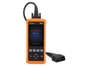 Launch CReader 6011 OBD2/EOBD Diagnostic Scanner with ABS and SRS System Diagnostic Functions CR-6011 OBDII Code Reader CR-6011