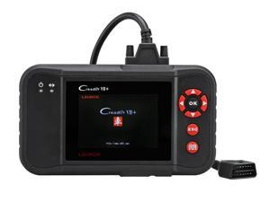 Launch X431 Creader VII+ ( CRP123) Auto Code Reader OBDII EOBD Scanner Testing Engine/Transmission/ABS/ Airbag System Online Update Included