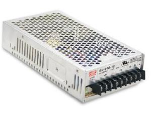Mean Well SE-200-12 204W 12V 17A Power Supply