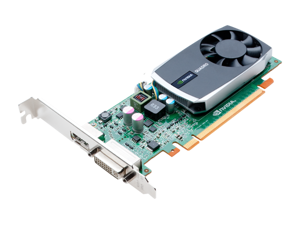 Quadro 600 1GB 128-bit DDR3 Standard Height Workstation Video Card