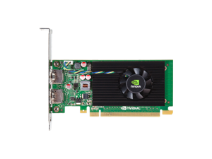 Nvidia NVS 310 PCI Express2x16 512MB DDR3 to Dual Display Port- High Profile Video Card