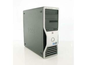 Dell T5500 Workstation Intel Xeon E5620 (2.40GHz) 8GB Memory 1TB Hard Drive NVIDIA Quadro 2000 Graphics Card Windows 7 Pro 64Bit Installed