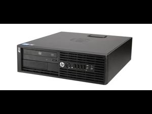 HP Z210 Small Form Factor Workstation Intel Core i7-2600 3.40GHz Quad Core Processor 8GB Memory 1TB Hard Drive AMD FirePro V3800 512MB Video Card Windows 7 Pro 64Bit Installed