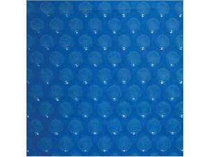 Midwest Canvas MW1836HVY 18' x 36' Heavy Solar Cover Blue - Clear Rectangle